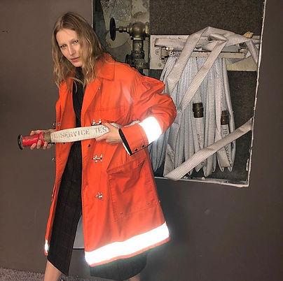 Julia Nobis and the jacket.jpg