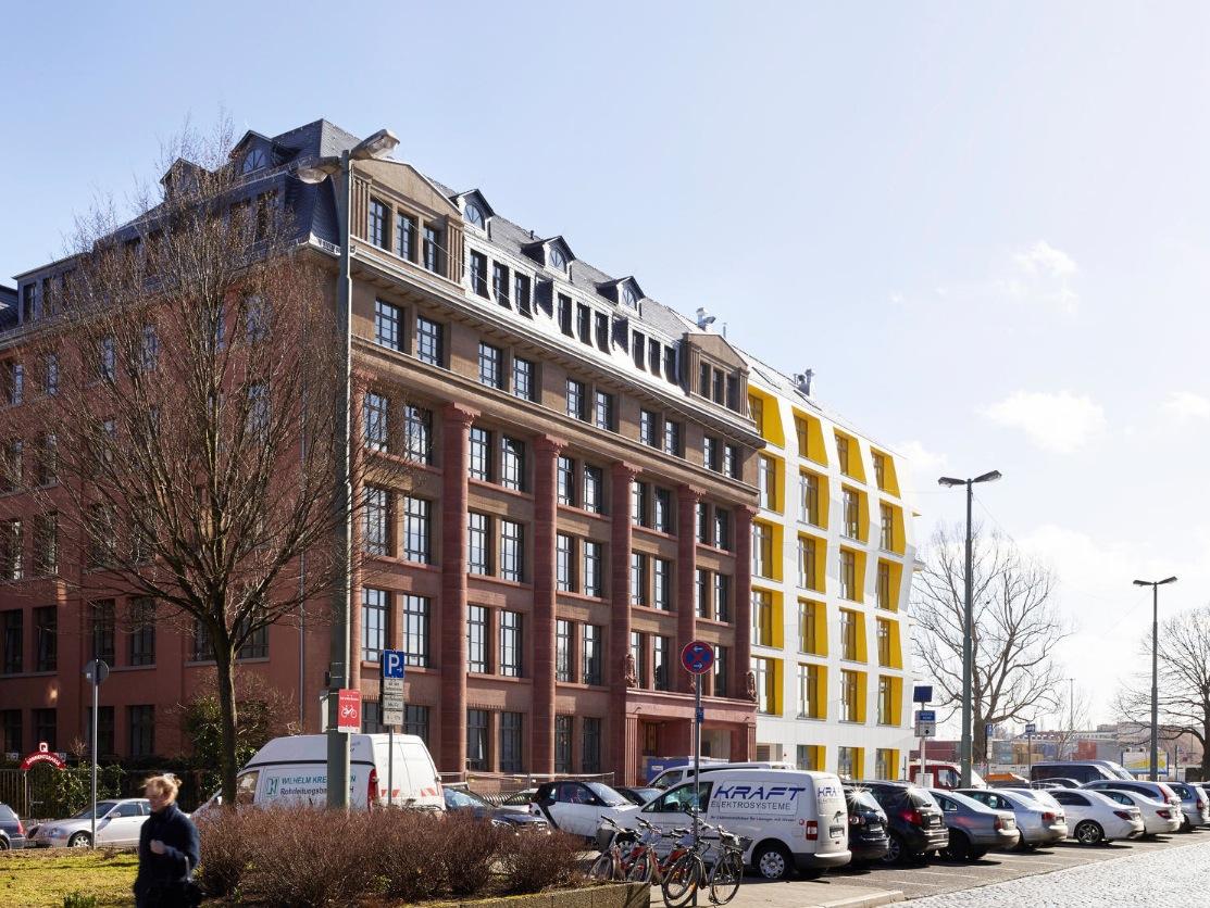 Ostend / Osthafenplatz 14 Frankfurt