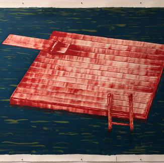 Patrick Dunfey The Raft 2018