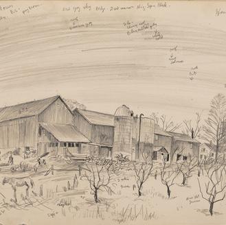Wallingford Sketch