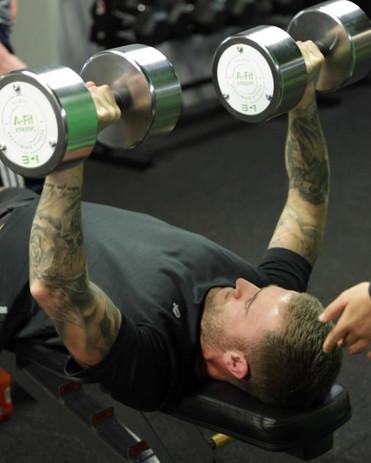 A-fit Gym Videographer