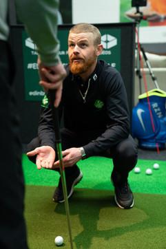 Edinburgh indoor golf