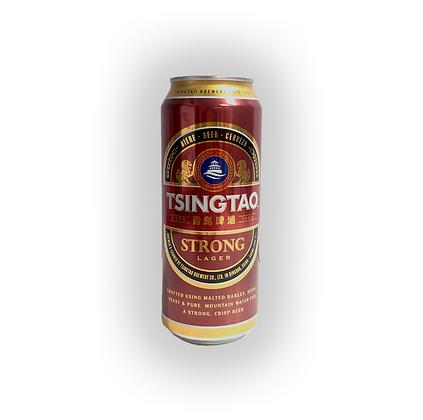 Cerveza Tsingtao Strong Lata 500cc