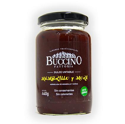 Dulce Untable c/ Mora Buccino 440 g