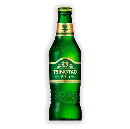 Cerveza Tsingtao bot 330cc 1903