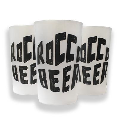 Vasos reutilizables Rocco Beer - ReVasos