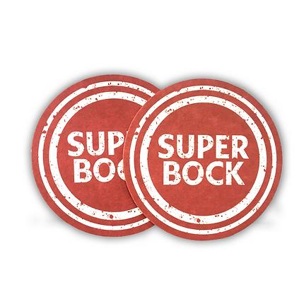 Posa Vasos Super Bock