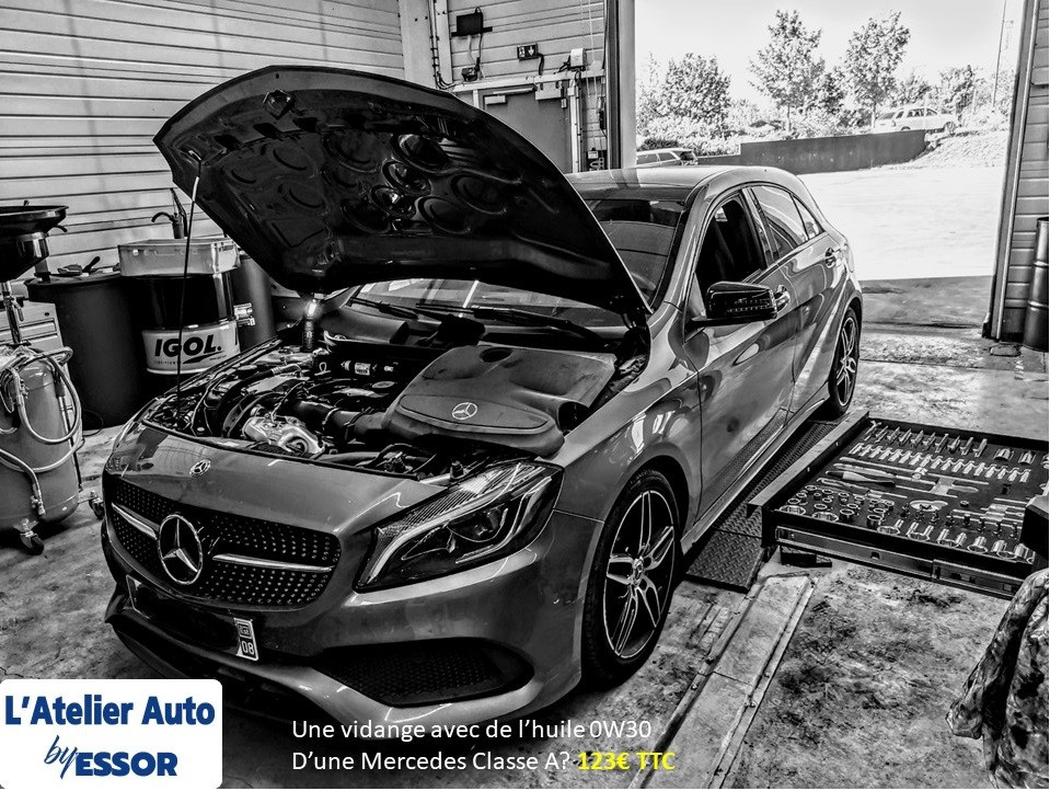 mb classe a CENTRE AUTO REIMS BETHENY EN