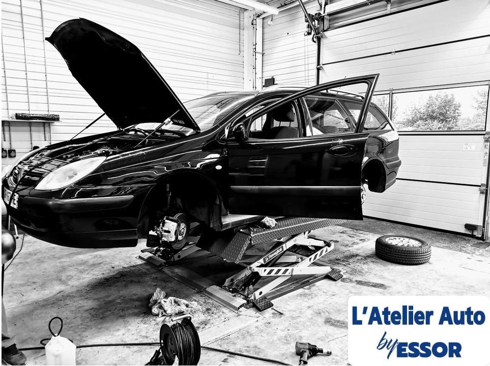 C5 entretien revision vidange auto reims