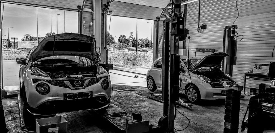entretien 2 voitures CENTRE AUTO REIMS B