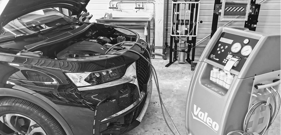 DS7 entretien revision vidange auto reim