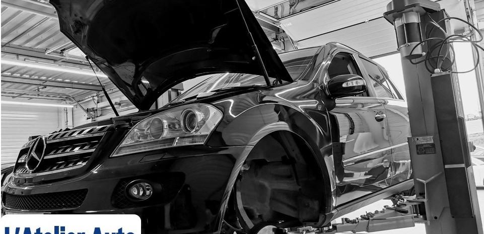 mercedes entretien revision vidange auto