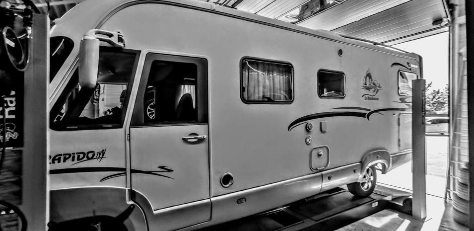 camping cars CENTRE AUTO REIMS BETHENY E