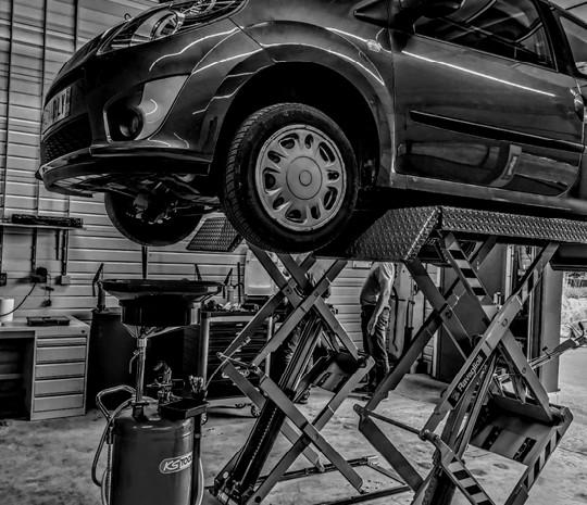 SCENIC entretien revision vidange auto r