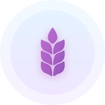 Wheat Icon Food and Agriculture