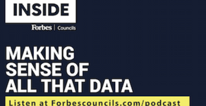 Making Sense of All That Data | Forbes Podcast