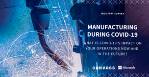COVID-19's Impact on Manufacturing Operations – Share your thoughts