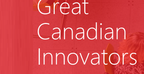 Canvass Stars in Microsoft's Great Canadian Innovators Yearbook