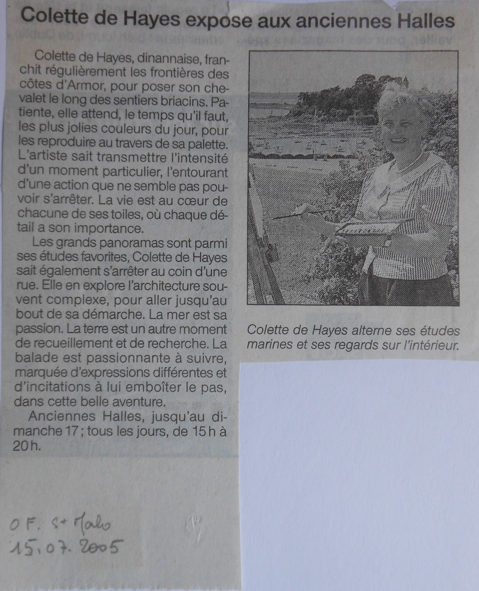St.Briac 15 juillet 2005