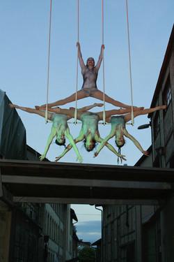 Art en Air Triple Trapez