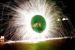 Art en Air Feuer Vulkan
