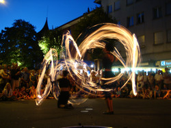 Art en Air Feuershow