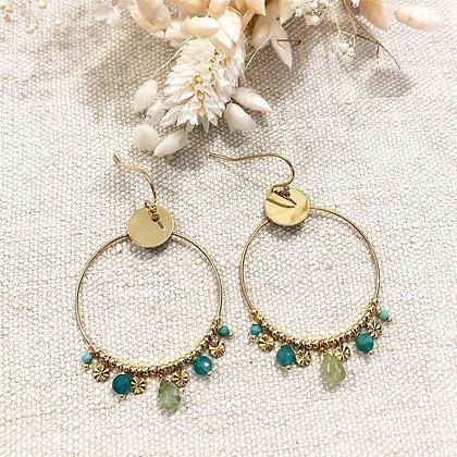 Boucles d'oreilles Noor