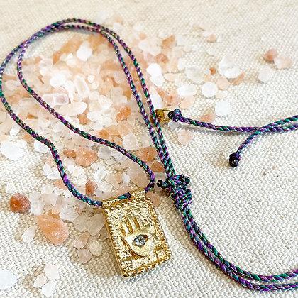 Collier Amulette