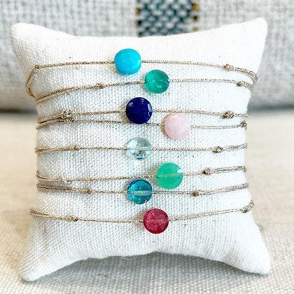 Bracelets pierres Marion