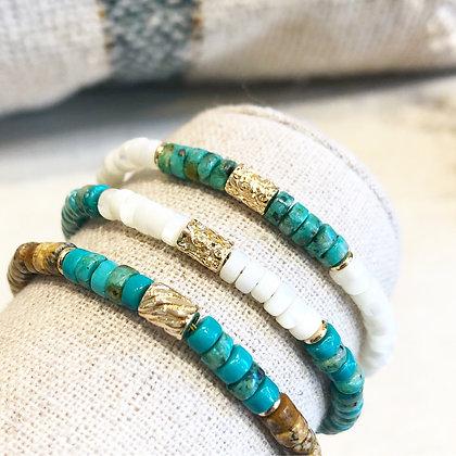 Bracelets surfer