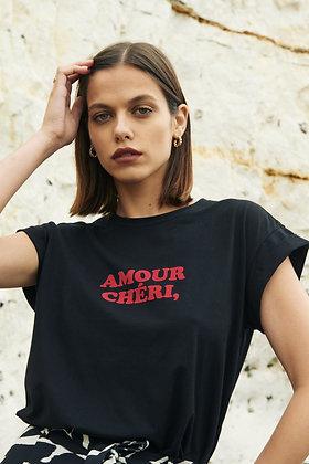 Tee-shirt Amour Chéri