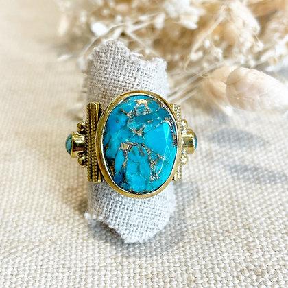 Bague Azéane turquoise