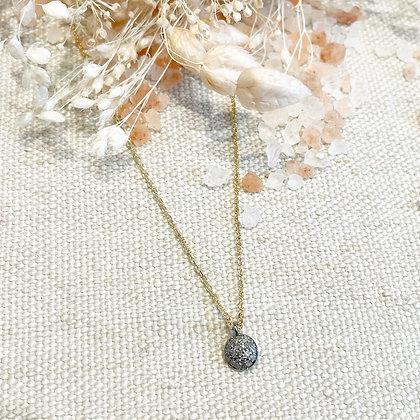 Collier Parme diamants