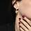 Thumbnail: Boucles d'oreilles Patty
