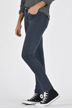 Jeans Emma bleu/gris