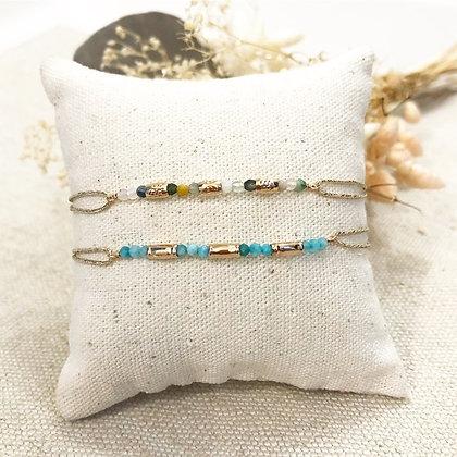 Bracelets pierres Lolita