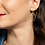 Thumbnail: Boucles d'oreilles Calisse