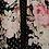 Thumbnail: Floral Gauze Printed 1990's Indian Nostalgia Dress