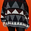 Thumbnail: 1990's Geometric Triangle Pullover Sweater