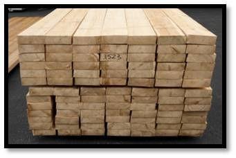 Hevea Wood Boards