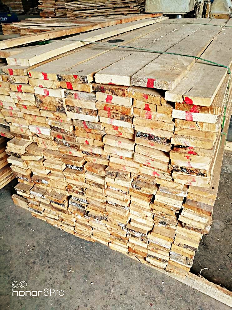 Hevea Rough Sawn Timber