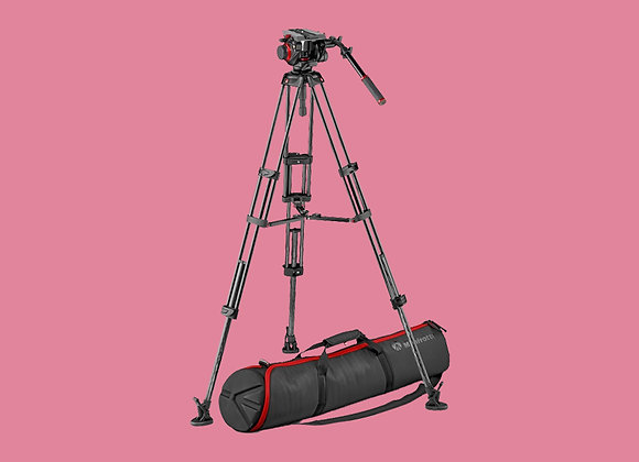 Trépied MANFROTTO 504HD