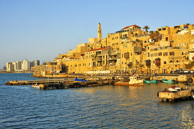 Résidence artistique à Jaffa, Tel-Aviv