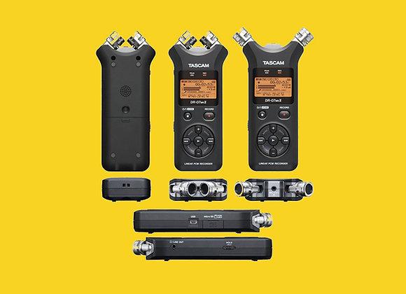 Enregistreur TASCAM DR07 MK II