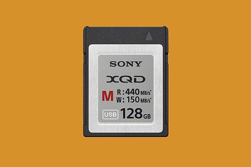 Carte XQD 128Gb