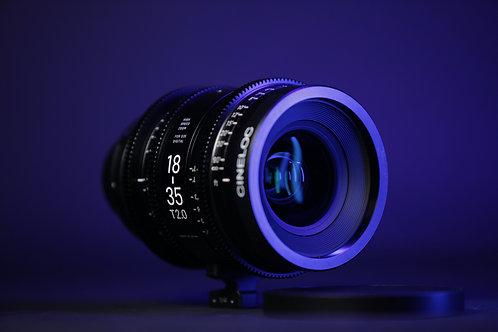 SIgma Cine Zoom 18-35 mm T2.0