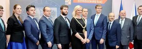 Rada Středočeského kraje představuje svoje členy