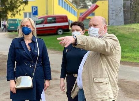 Bude mít středočeská policie nový polygon a střelnici pro výcvik policistů v Sadské?