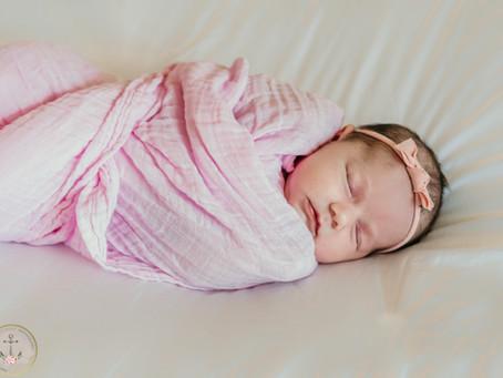 Newborn Session in PA