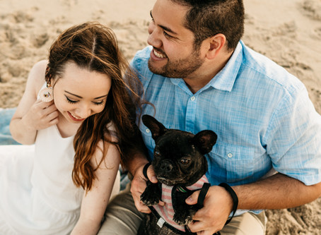 Couples Session in Asbury Park, NJ